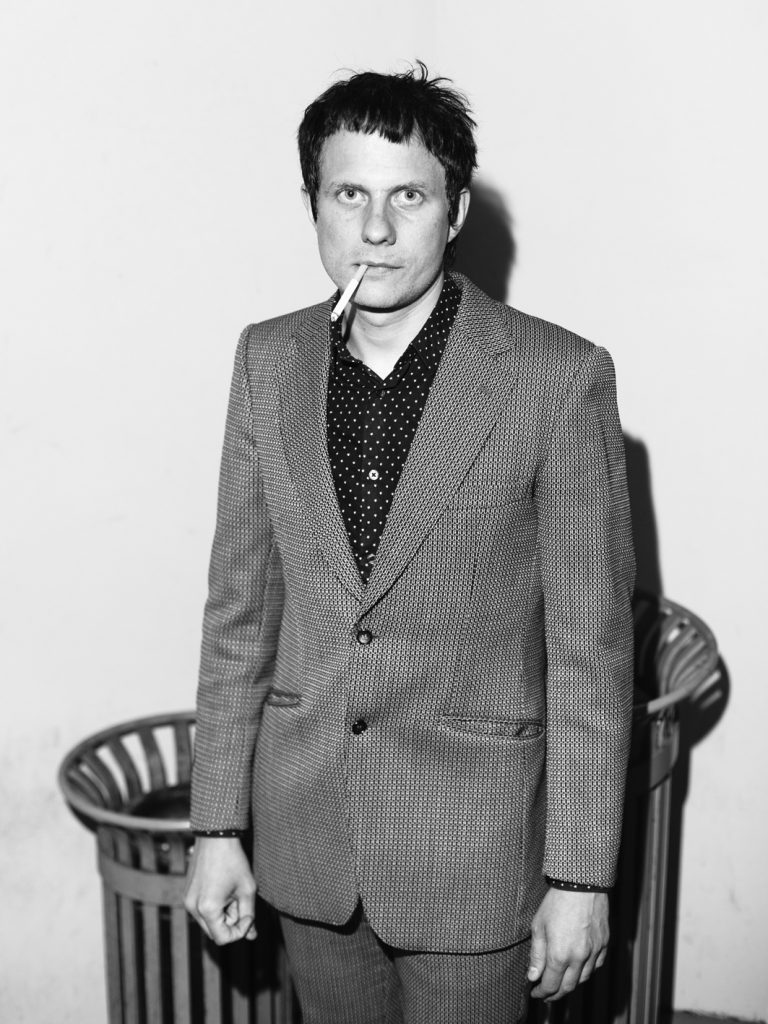 Felix Kubin (photo: Thomas Ekström)