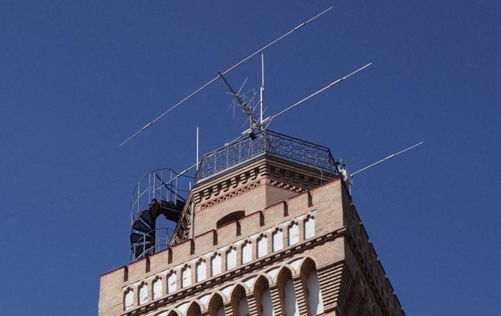 Radio Revolten FM transmitter site