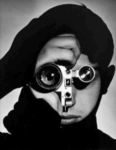 The Photojournalist, 1951 by Andreas Feininger. © Time Inc.